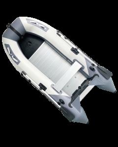 3,00 Meter North Motors Schlauchboot mit Aluboden (Grau)