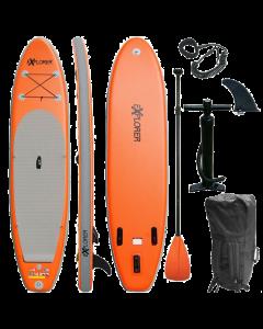 320 eXplorer SUP - Stand Up Paddle Surfboard I 320x76x15cm   orange